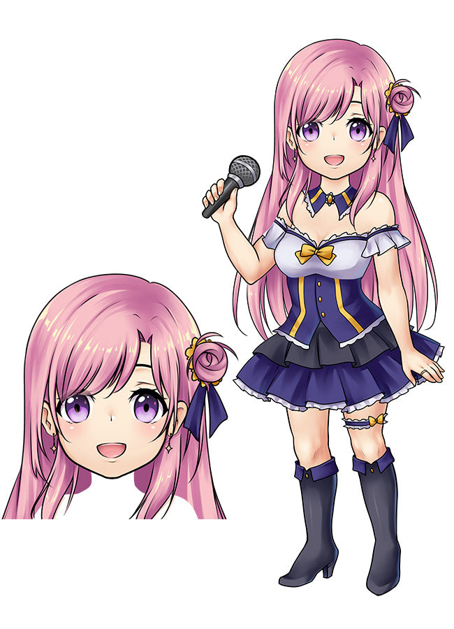 Anime Idol Singer