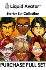 Purchase Liquid Avatar Premier 8 piece Collection Set 1