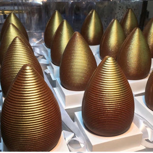 3-Part Chocolate Mould - Sharp Egg - BWB9550