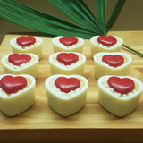 3-Part Chocolate Mould - Heart - BWB240