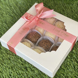 White Truffle Box Kit (10 boxes)