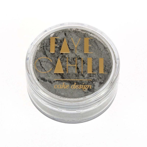 FLASH SILVER 10ml Luxury Edible Lustre Dust