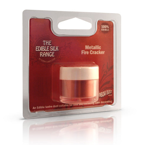 Lustre Metallic Fire Cracker 3g