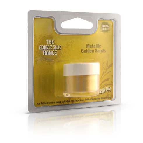 Lustre Metallic Golden Sands 3g