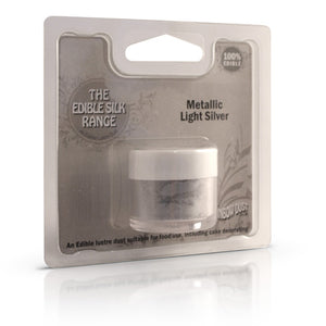 Lustre Metallic Light Silver 3g