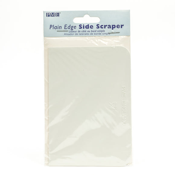 Plain Edge Side Scraper PME