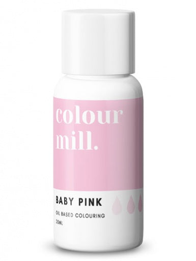 Colour Mill Baby Pink oil based concentrated colouring 20ml