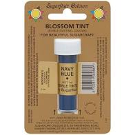 Navy Blue Blossom Tint by Sugarflair 7ml