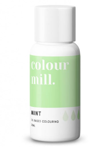 Colour Mill Mint Oil Based Concentrated Colouring 20ml