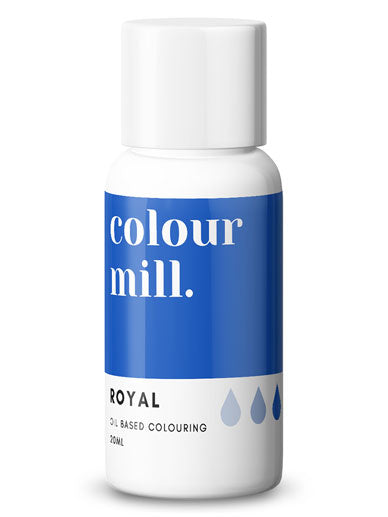Colour Mill Royal Blue oil based concentrated colouring 20ml