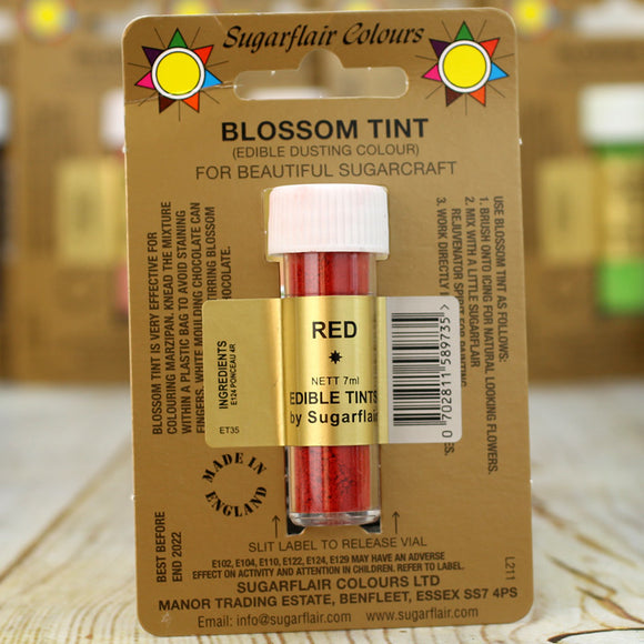 Red Blossom Tint by Sugarflair 7 ml
