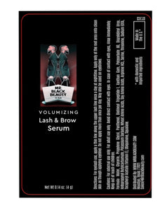 Mr Black Lash & Brow Serum (Unisex)