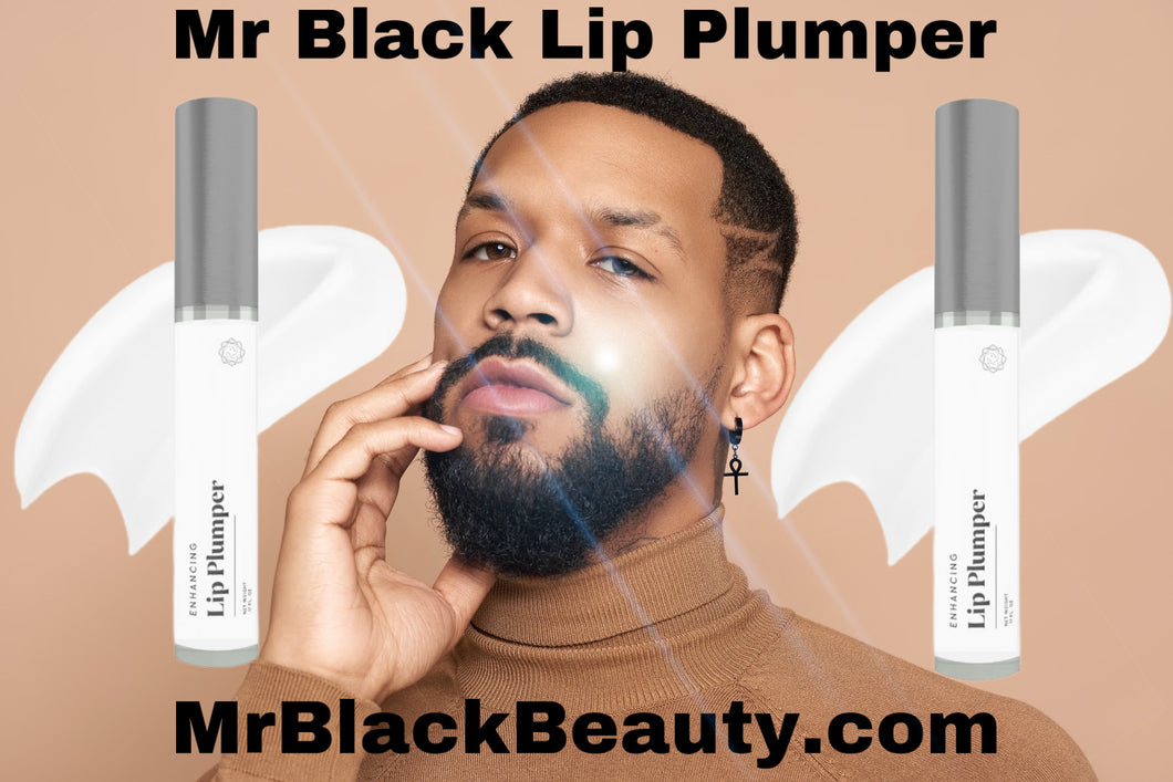 Mr Black Lip Plumper (Unisex)