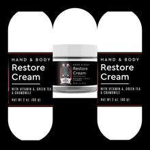 Load image into Gallery viewer, Mr Black Restoration Cream (Dry Skin)