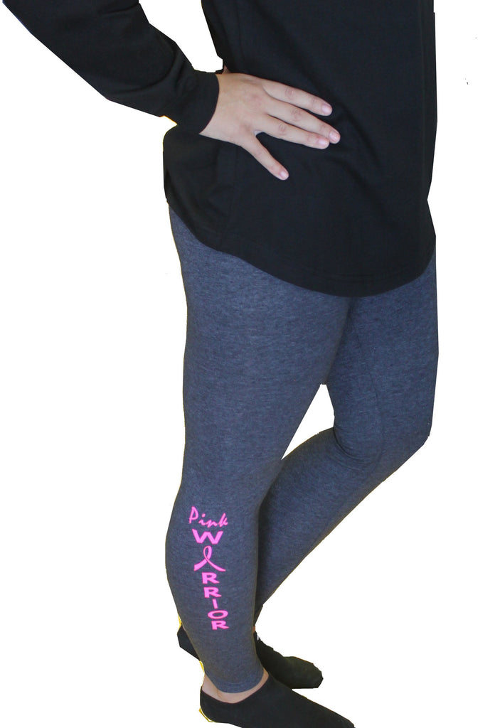 Pink Warrior Leggings