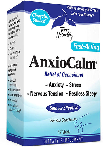 ANXIOCALM 90 TABLETS