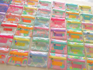 8 Card Pouch Set