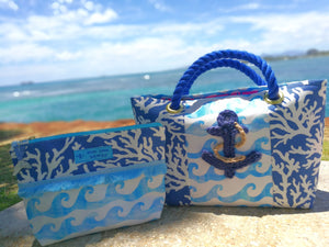 Tote Bag S-size, Anchor