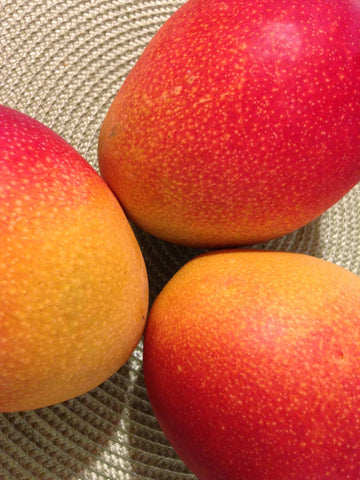 red indian mangoes