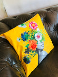 Sunflower Summer cushion