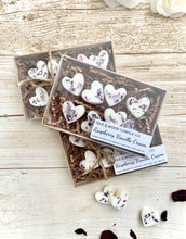 Load image into Gallery viewer, MINI HEART SOY WAX MELTS