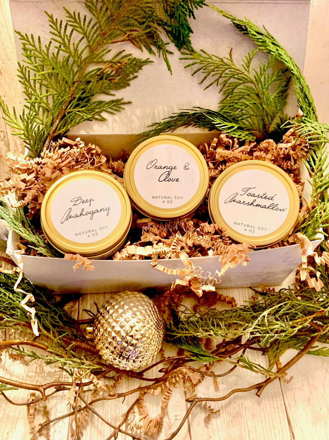 WINTER SAMPLER GIFT SET