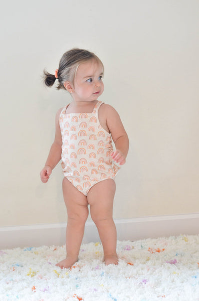 The Maisie Sunsuit