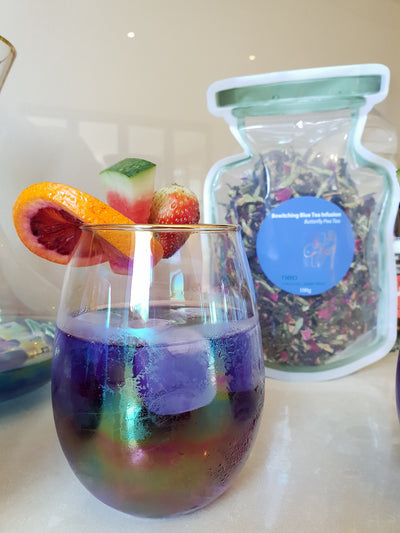 Bewitching Butterfly Pea Tea - Blue Tea 110g Refill