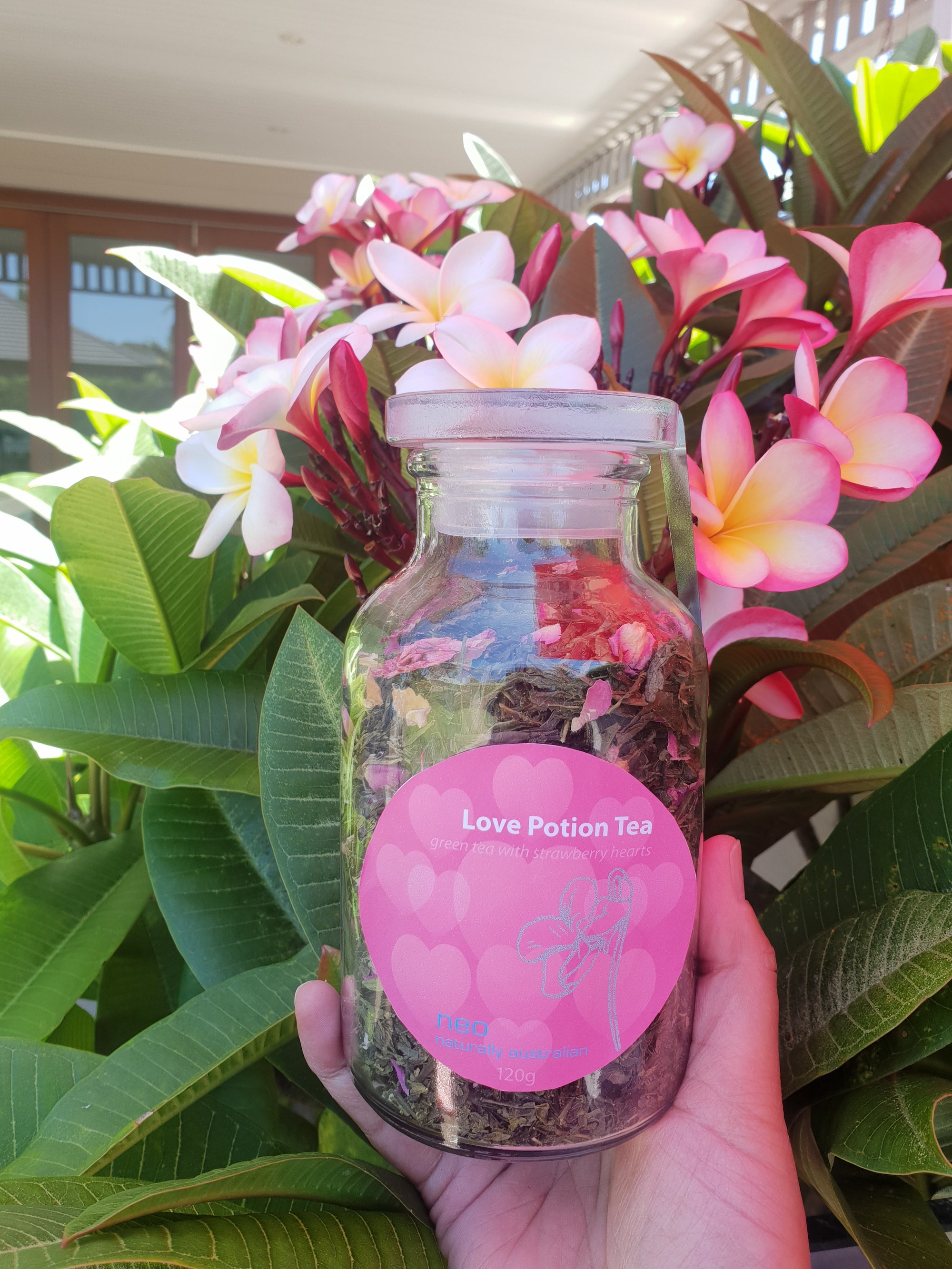 Love Potion Infusion Jar 120g