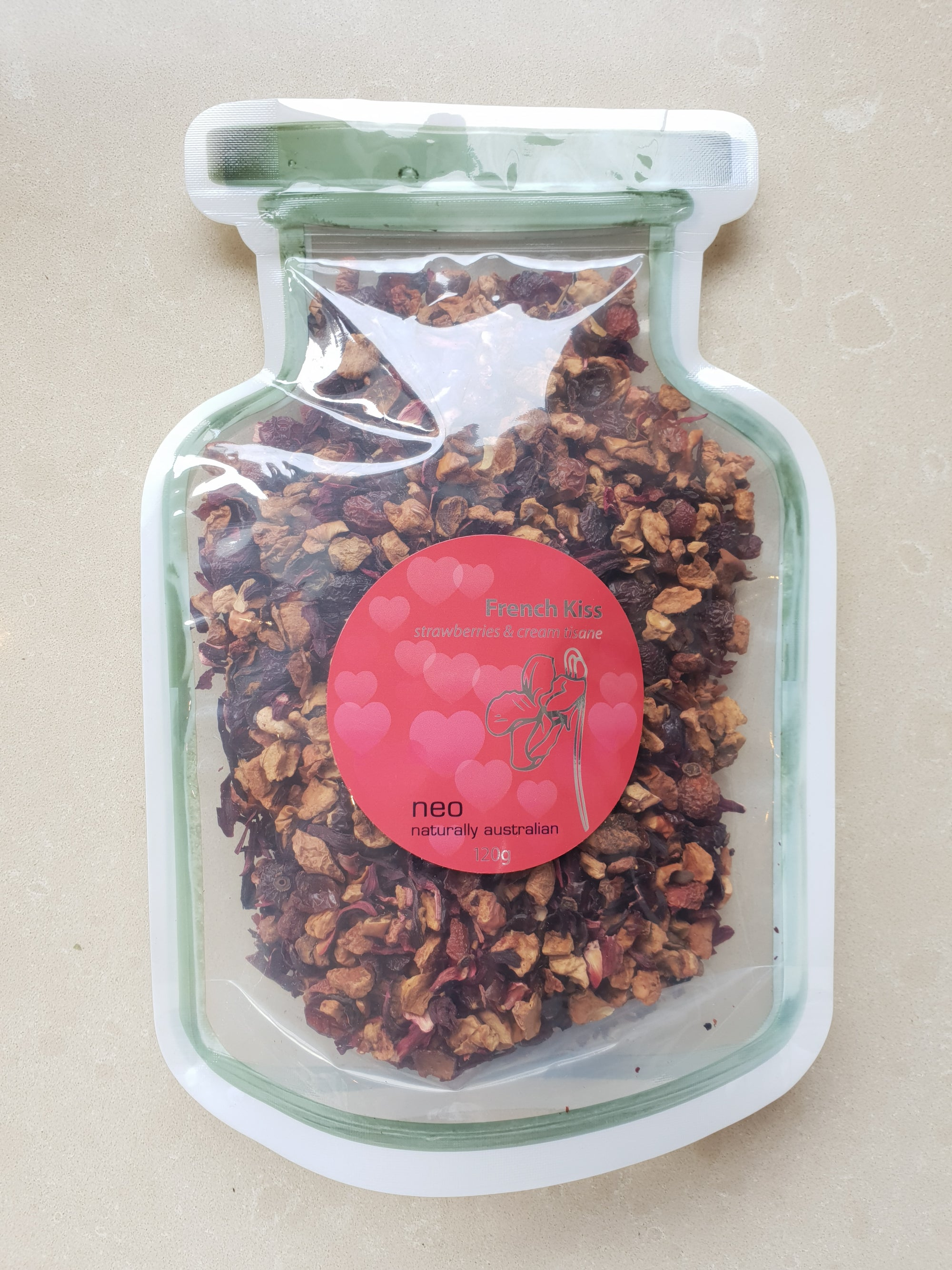 French Kiss Infusion 140g Refill