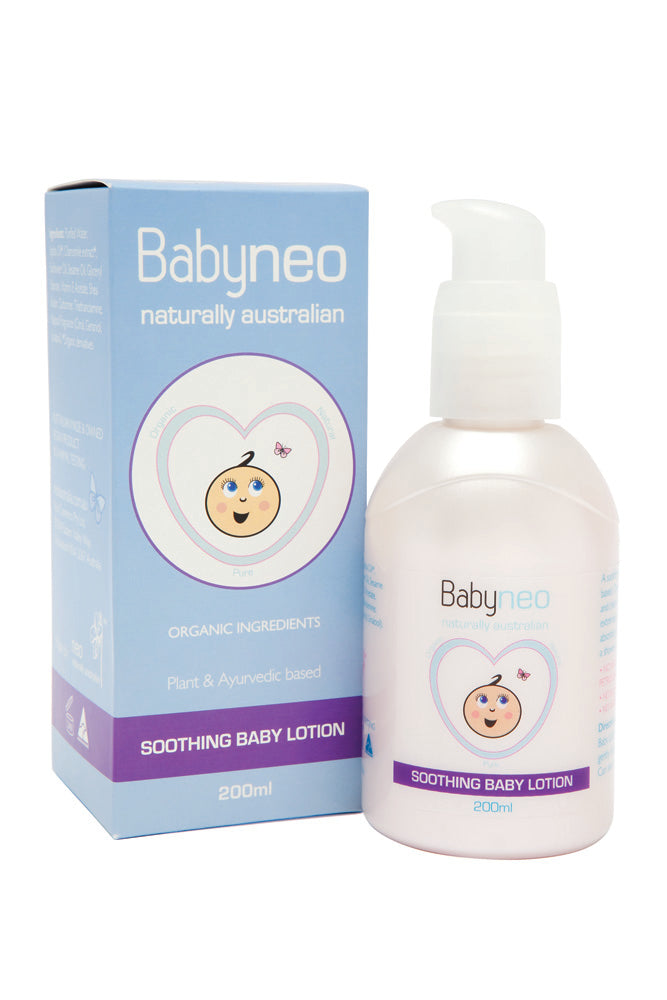 Soothing Baby Lotion BabyNeo 200ml