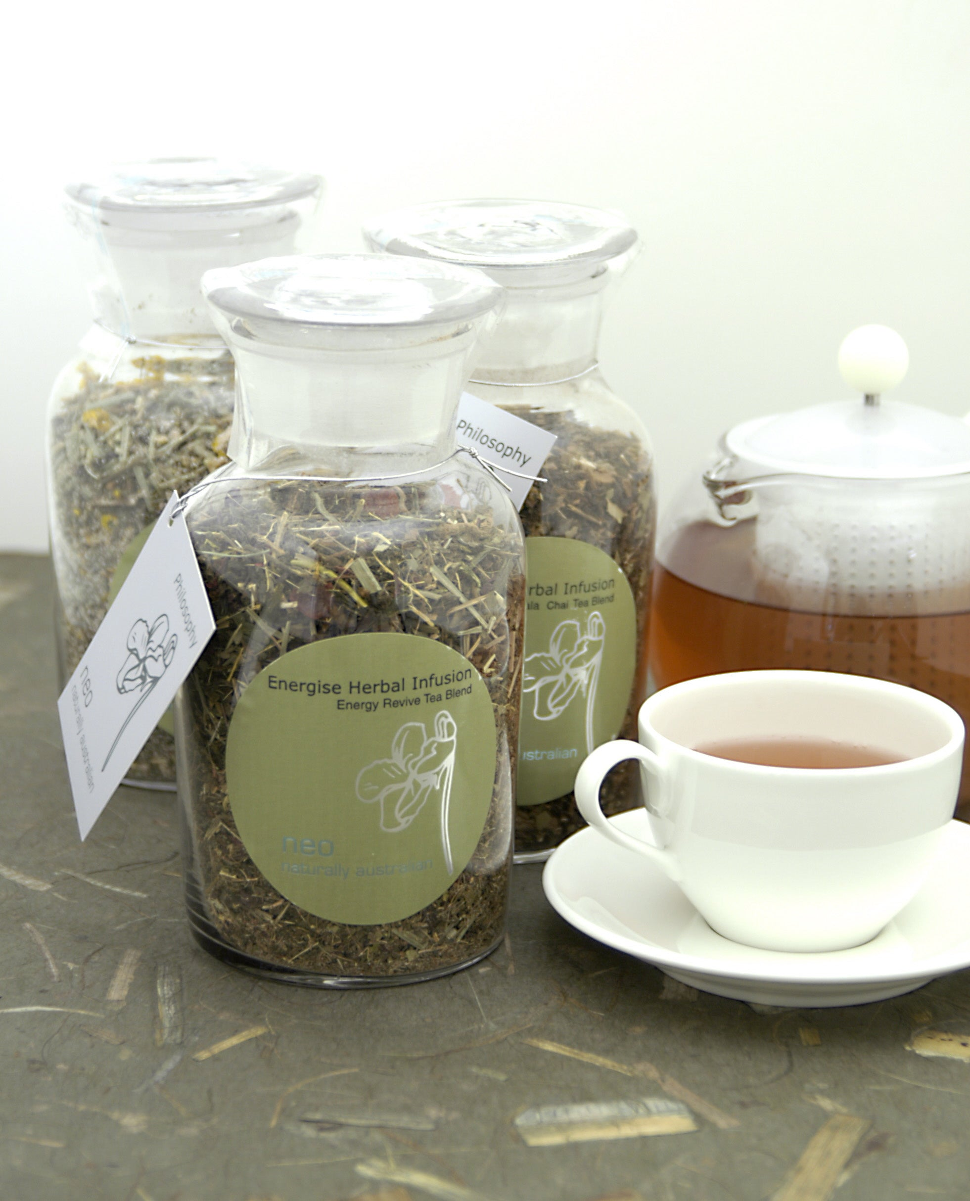 Neo Tea 5 Tea Jar Gift Pack