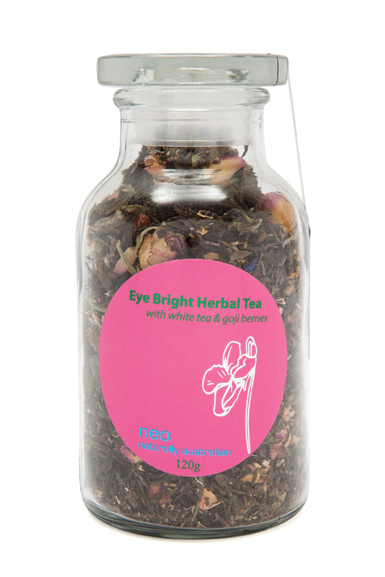 Eye Bright Herbal Tea Jar 120g