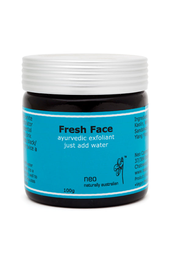 Neo Fresh Face Ayurvedic Exfoliant