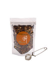 Ginger Tea With Tulsi 75g Refill