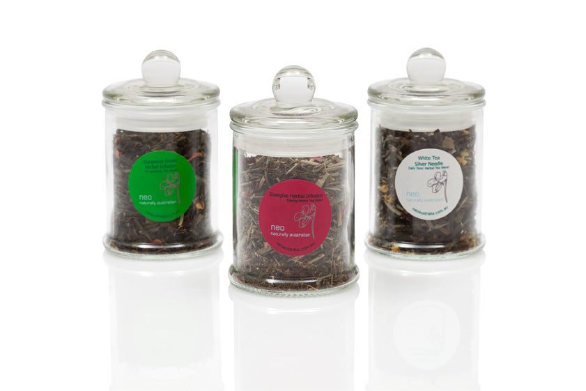 Neo Mini Immunity Tea Trio