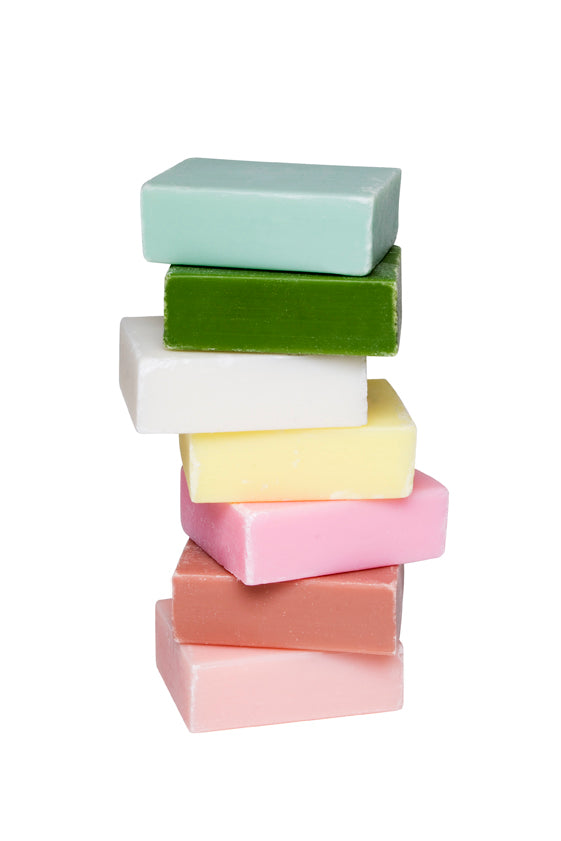 Soaps Vegetable Based