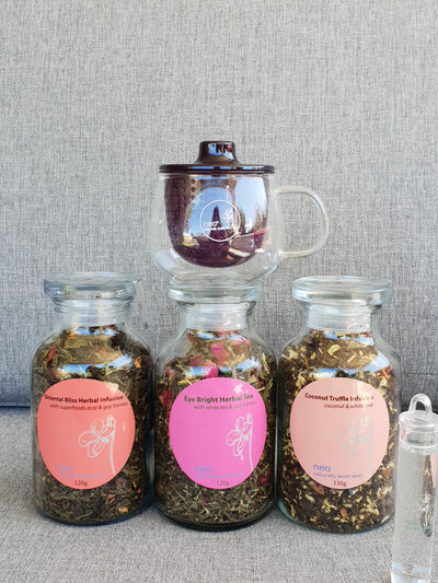 SuperFood Tea Trio