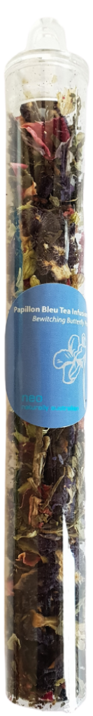 Bewitching Blue Tea Tube