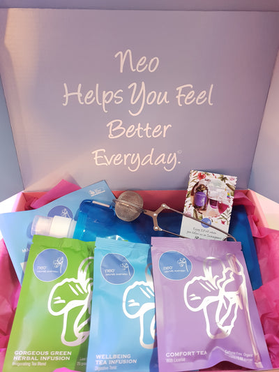 Care Tea Box
