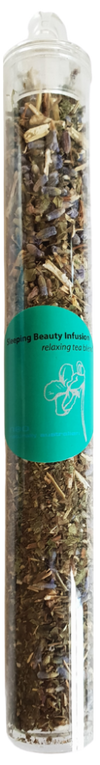 Sleeping Beauty Tea Tube