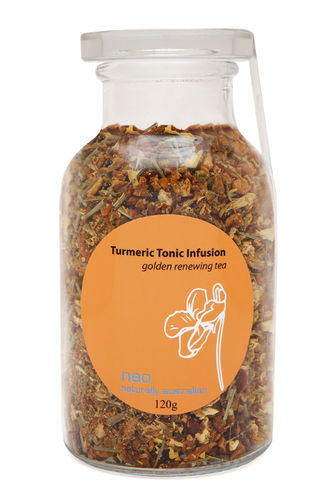 Turmeric Tonic Tea Jar 120g