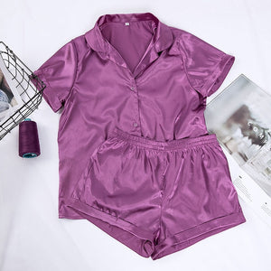 Women Sleepwear Summer Pajama