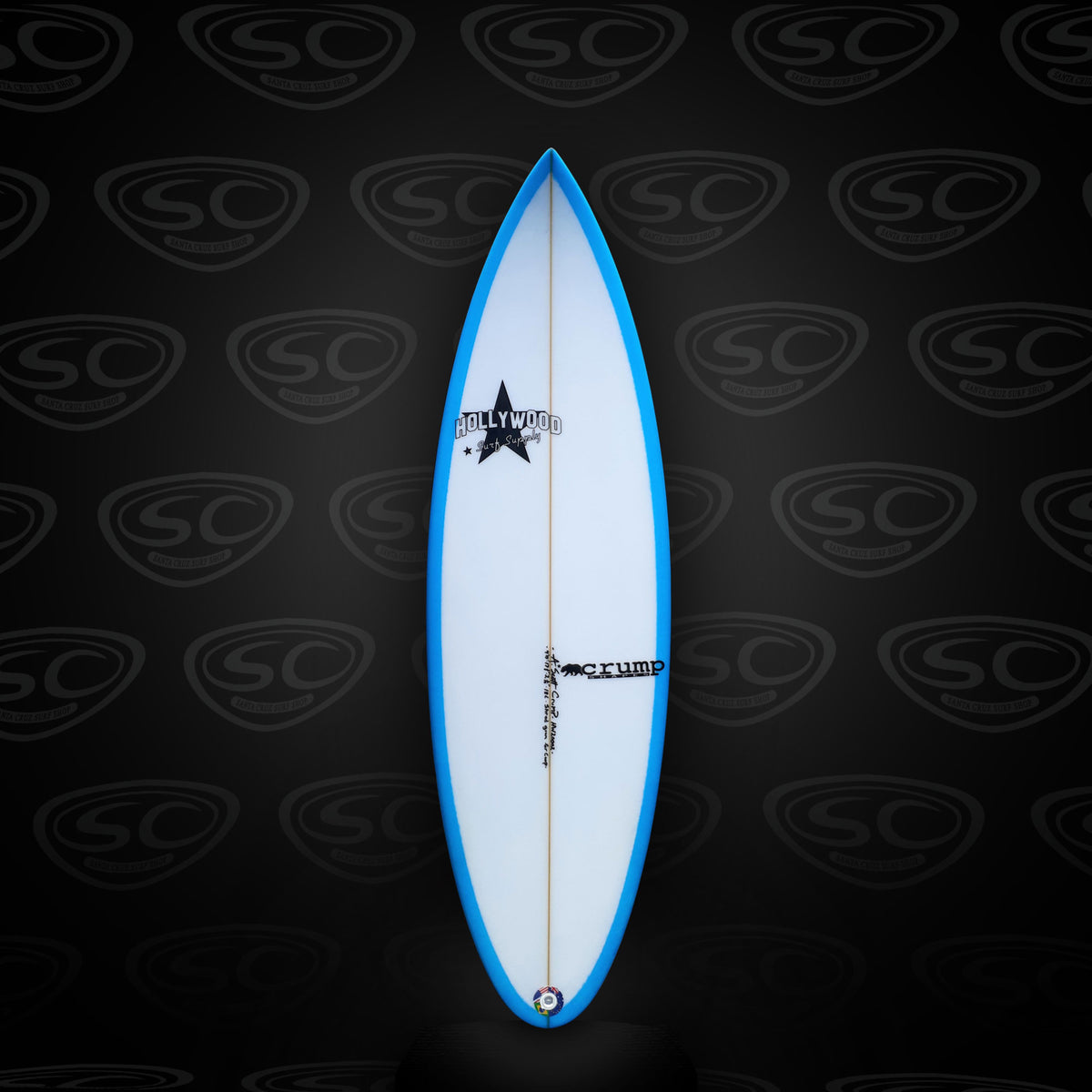 Hollywood Shred Grom Surfboard - Santa Cruz Surf Shop™