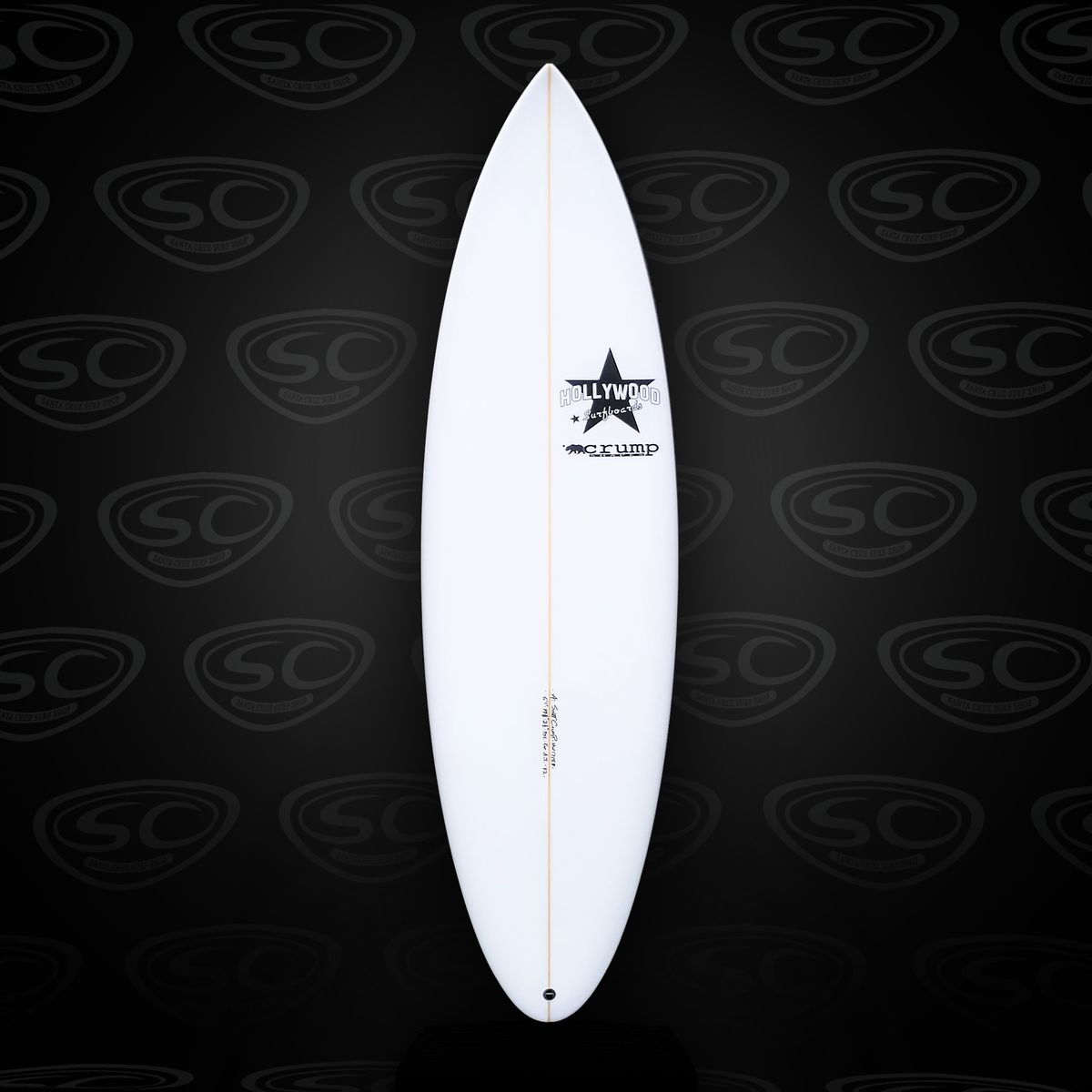Hollywood Tube Pig Surfboard - Santa Cruz Surf Shop™