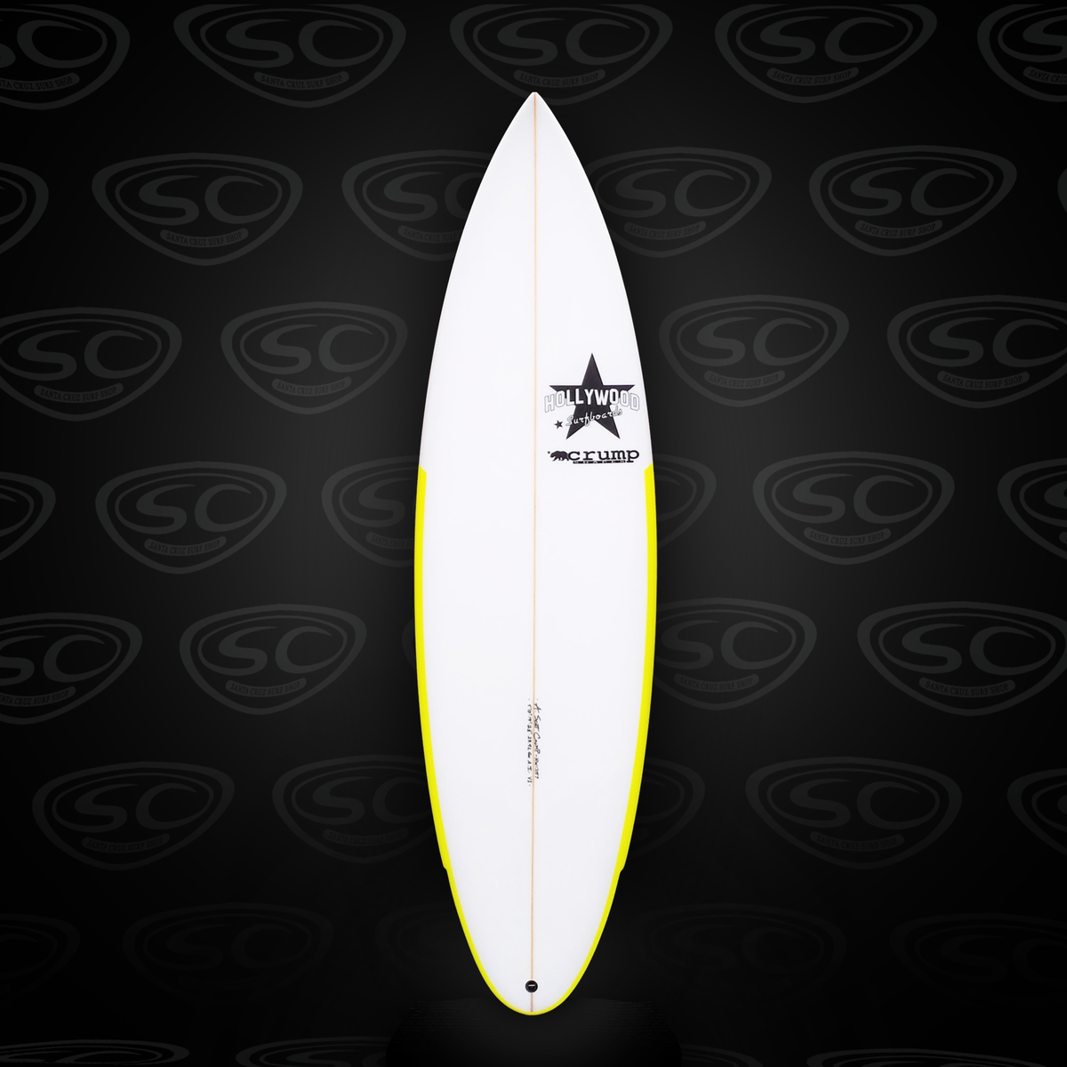 Hollywood Whiskey Surfboard - Santa Cruz Surf Shop™