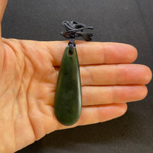 Load image into Gallery viewer, Kawakawa Roimata Drop Pendant