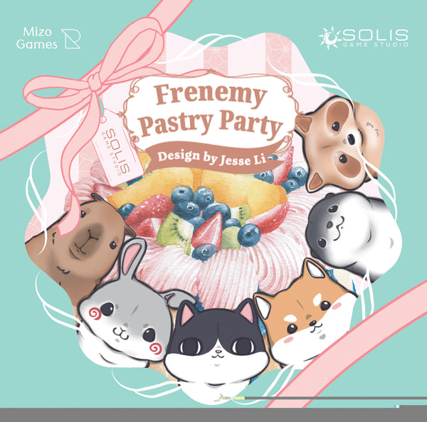 Frenemy Pastry Party Bundle (Game + Playmat)