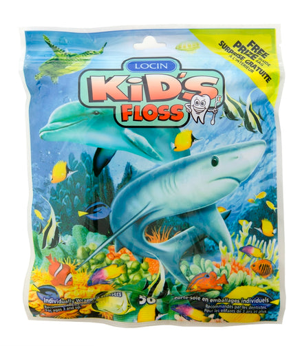 kids floss pack floss picks