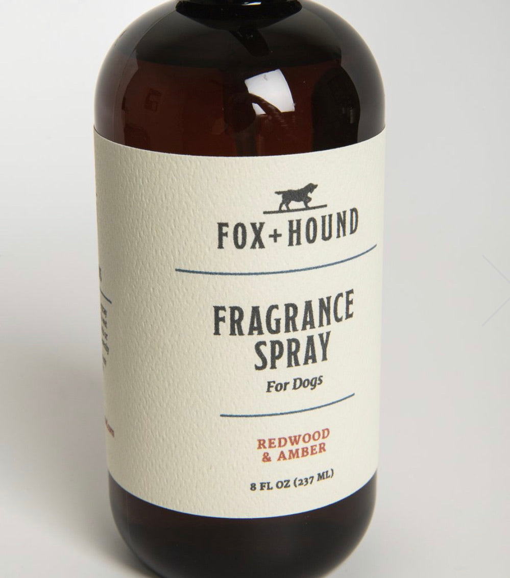 FRAGRANCE SPRAY FOR DOGS REDWOOD & AMBER